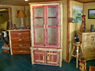 Osage Creek Log Furniture